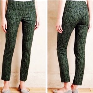 Anthropologie Cartonnier Charlie Skinny Ankle Pant